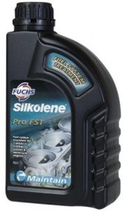 SILKOLENE PRO FST FUEL SYSTEM TREATMENT, ANTI FREEZE AND STABILIZER.